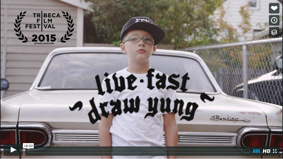 Live Fast Draw Young